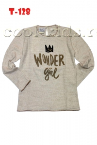 "Breeze Girls свитер для девочки""Wonder Girl""  арт. Т-128"